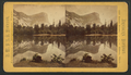 Mirror Lake and Mt. Watkins, Yos. Val. Cal, by J. W. & J. S. Moulton.png