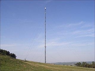 Moel-y-Parc transmitting station