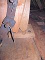 Molen De Koe Ermelo, vang rust- en rijklamp.jpg