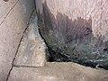 Molen Tot Voordeel en Genoegen, zetel wrijvingsvlak burrie detail, links korte burriebalk stormbintzijde.jpg
