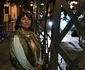 Mom on the San Antonio Riverwalk (2014-12-12 22.49.32 by Nan Palmero).jpg