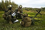 Moment's Notice, Crisis Response Marines complete readiness rehearsal from Spain 150129-M-ZB219-051.jpg