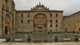 Monasterio De San Millán De La Cogolla Wikipedia La Enciclopedia Libre