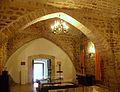 Monestir de santa Maria del Puig, saló gòtic.JPG