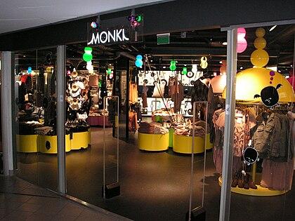 monkey kläder