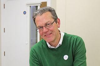 Robin Owain of Wicipedia Cymru