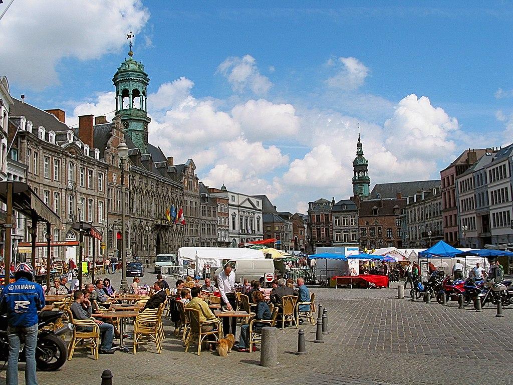 Európa kulturális fővárosa 2015-ben: Mons