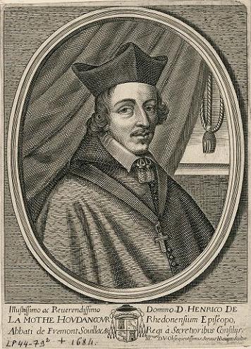 File:Monseigneur Henri de La Mothe-Houdancourt.tiff