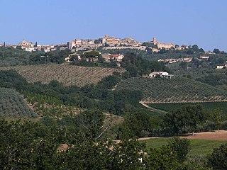 Montefalco Comune in Umbria, Italy
