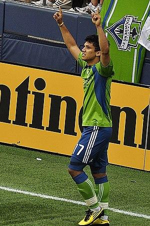 Fredy Montero - Image: Montero vs Dallas