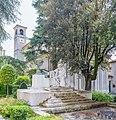 Monumento a Niccolò Tartaglia Via Trieste Brescia.JPG