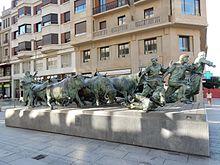Monumento all'Encierro