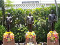 Monuments of the 3 Masters of Kasetsart University.jpg