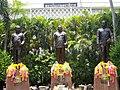 Monuments of the 3 Masters of Kasetsart University.jpg