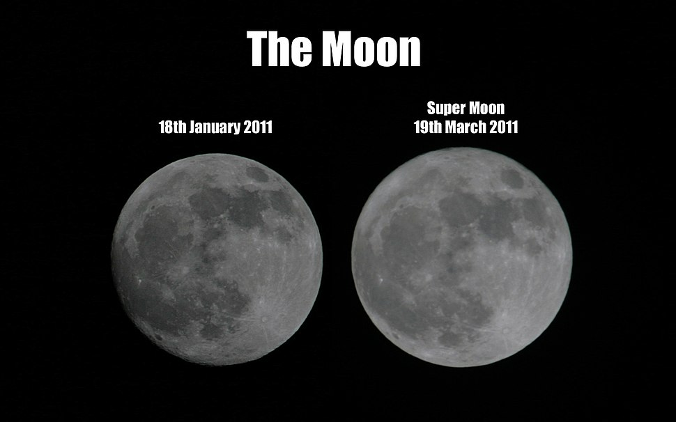 Moon Compare 2011 - Suffolk, England, UK (5542637678)