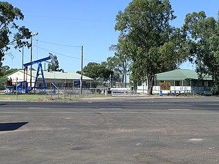 Moonie, Queensland Town in Queensland, Australia