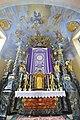 Moosburg Pfarrkirche verhuellter Hochaltar 21032013 188.jpg