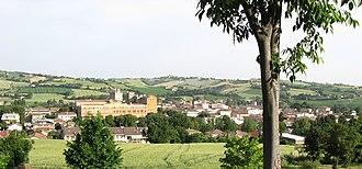 Morciano di Romagna - Image: Morciano di Romagna panorama