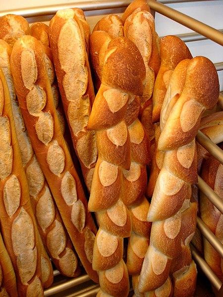 File:Morning baguettes.jpg