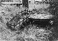 Mortsafes at Kinnernie graveyard, Aberdeenshire. Wellcome L0012141EB.jpg