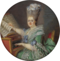 Mosnier - Clotilde of France, later Queen of Sardinia.png