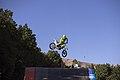 Motocross in Iran- Ali Borzozadeh حرکات نمایشی موتورکراس در شهرکرد، علی برزوزاده، عکاس- مصطفی معراجی 03.jpg