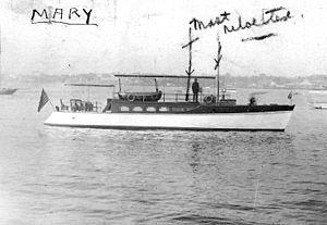 Motorboat Mary