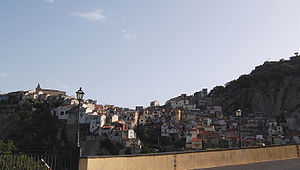 Motta Camastra - Motta Camastra skyline