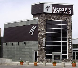 Moxie's Grill & Bar - A Moxie's Classic Grill restaurant at the Scarborough Town Centre.