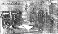 Mr. F. F. Merriam's station in College Park, GA from the April 1916 QST.png