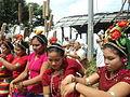 Mro indigenous 'Plung' (Flute) & dance, ChimBuk, BandarBan © Biplob Rahman-8.JPG