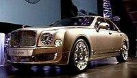 Bentley Mulsanne (2010) thumbnail