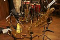 Multi reed-instrumentalist's armory (photozou 169576983).jpg