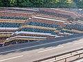 Mural, A442, Wrockwardine Wood - geograph.org.uk - 982134.jpg