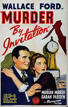 Murder by invitation wikipedia murder by invitation stopboris Choice Image