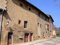 Το μουσείο αφιερωμένο στον Αντρέ Μαρί Αμπέρ (σπίτι όπου έζησε ο Αμπέρ), στο Poleymieux της Γαλλίας.