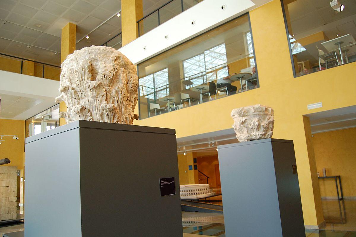 Museo del Teatro de Caesaraugusta - Wikipedia, la enciclopedia libre