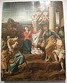 Museo regionale di messina, polidoro da caravaggio, adorazione dei pastori, 1543.JPG