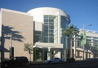 Paley Center for Media - The Paley Center for Media, Beverly Hills
