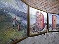 Museum Display - Byelaya Vyezha (White Tower) - Kamenyets - Brest Oblast - Belarus - 01 (27424600096).jpg