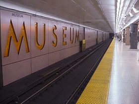 Image illustrative de l'article Museum (métro de Toronto)