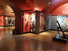 Museum of the defense of Brest fortress 6th room.JPG