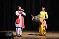 Musicians - Mahisasuramardini - Chhau Dance - Kolkata 2016-03-29 3264.JPG