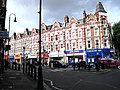 Muswell Hill Broadway at Queen's Avenue - geograph.org.uk - 1208480.jpg