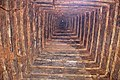 My Son Cham Ruins, Groups B,C,D- Looking Up Inside Tower.jpg
