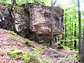 Nähe Einhornhöhle, die Rottsteinklippen - panoramio.jpg