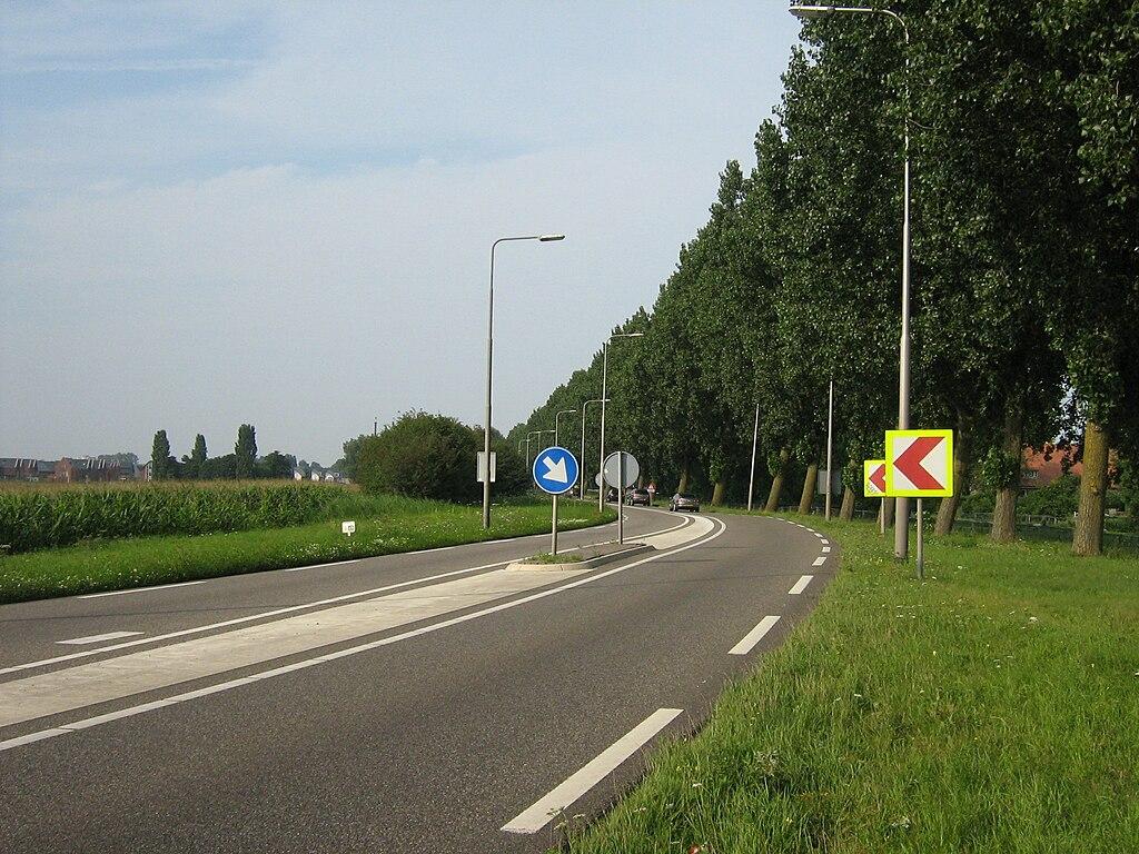 FileN521 road Netherlandsjpg Wikimedia Commons