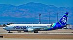 N558AS Alaska Airlines 2006 Boeing 737-890 - cn 35177 - 2031 (26824153933).jpg