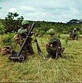 NARA 111-CCV-361-CC33830 101st Airborne 81 mm mortar crew Operation Harrison 1966.jpg