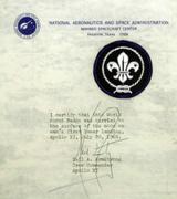 NASA Armstrong 1969 scout